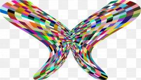Wings - Butterfly Geometry Geometric Mean Clip Art PNG