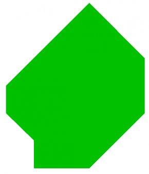 Remaining Crossword Clue - Green Arrow Clip Art PNG