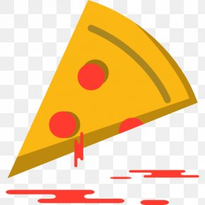 A Pizza - Pizza Fast Food Junk Food Italian Cuisine Icon PNG