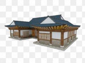 House - South Korea Building House Villa PNG