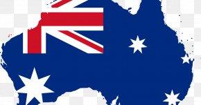 Australian Flag - Flag Of Australia United States Flag Of The United Kingdom PNG
