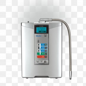 Water Ionizer - Water Ionizer Water Cooler Eau Hydrogénée Hydrogen PNG