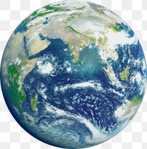 Earth - Earth The Blue Marble Clip Art PNG