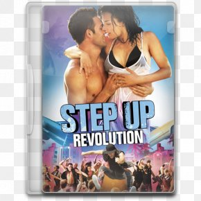 Step Up Revolution - Romance Novel Muscle Film PNG