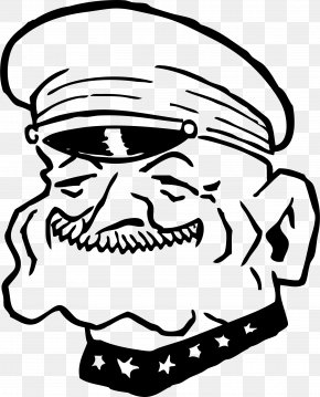 Military - United States Navy Military Humour Admiral PNG