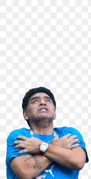 Fc Barcelona - Diego Maradona 2018 World Cup Argentina National Football Team FC Barcelona Argentina V England PNG