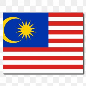 Flag - Flag Of Malaysia Federal Territories Federation Of Malaya National Flag PNG