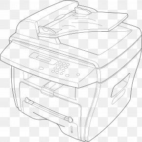 Vector Printer - Printer Ink PNG