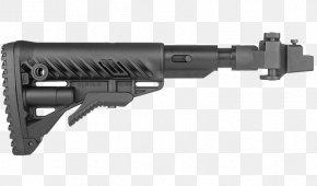 Ak 47 - Stock AK-47 M4 Carbine Firearm Vz. 58 PNG