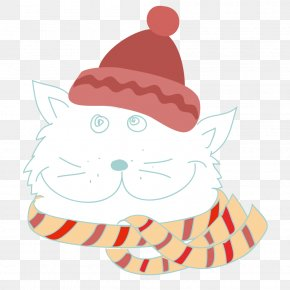 Cat In The Hat - The Cat In The Hat Hello Kitty Clip Art PNG