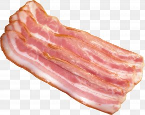 Bacon - Bacon Sausage Full Breakfast Flavor PNG