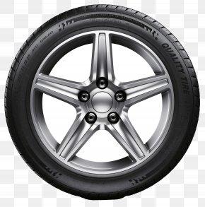 Car Wheel - Car Dealership Tire Motor Vehicle Service PNG