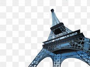 An Eiffel Tower - Eiffel Tower Tourist Attraction Monument Wallpaper PNG