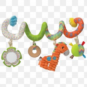 Baby Toys - Giraffe Toy Child Infant Teether PNG