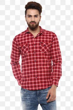 T-shirt - T-shirt Maroon Casual Dress Shirt PNG