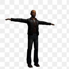 Samuel L Jackson - Resistance 2 Male Model Professor X Resistance 3 PNG