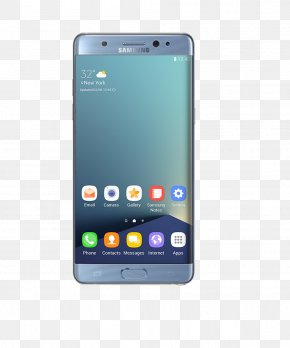 Samsung HD - Samsung Galaxy Note 7 TouchWiz Interface Android PNG