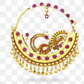 Jewellery - Earring Pearl Jewellery Garhwali People PNG