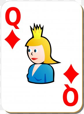 Queen - Playing Card King Card Game Clip Art PNG