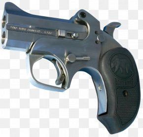 Handgun - Trigger Gun Barrel Firearm Revolver .22 Winchester Magnum Rimfire PNG