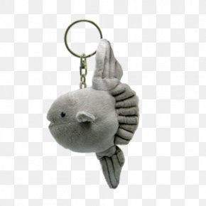 Peixe Lua - Wild Planet 12 Cm Dolphin Keyring (Grey) Stuffed Animals & Cuddly Toys Plush Doll Product PNG