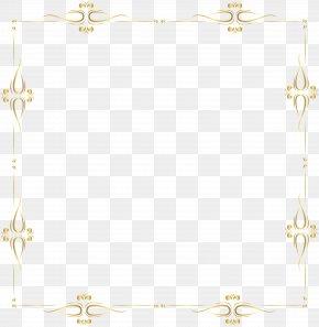 Border Clip Art Image - Cross Area Pattern PNG