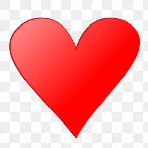 Heart PNG Image, Free Download - Red Heart Valentine's Day Font PNG