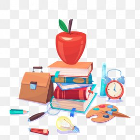School Supplies - Learning Disability School Supplies PNG