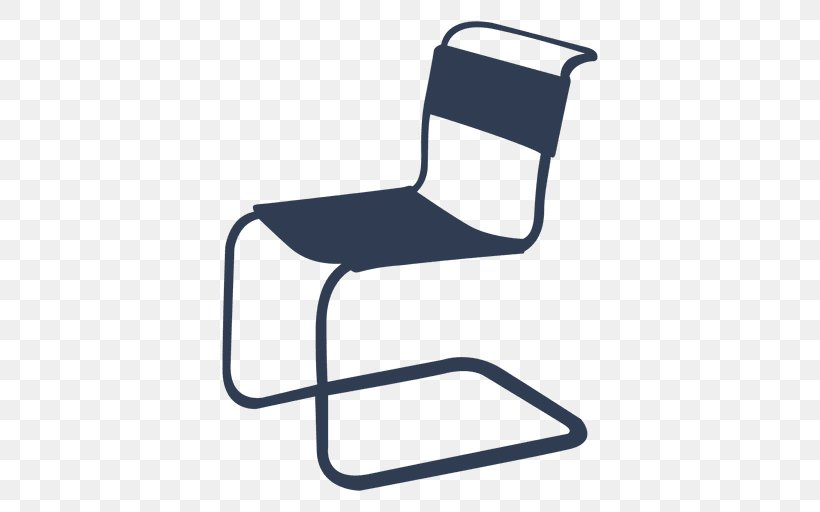 Wassily Chair Cesca Chair Sedia Cesca, PNG, 512x512px ...