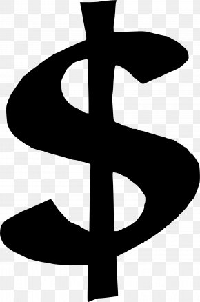 Dollar Sign - Dollar Sign Currency Symbol Money Clip Art PNG