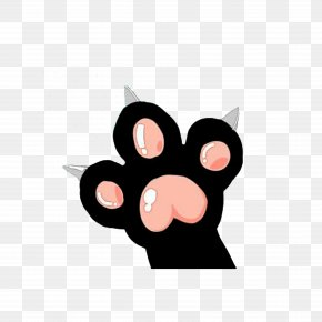Sharp Cat Claw Meat - Cat Paw Domestic Pig Claw PNG