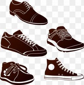 Shoe - Dress Shoe Sneakers PNG