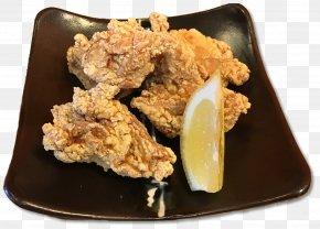 Fried Chicken - Karaage Fried Chicken Japanese Cuisine Cuisine Of Hawaii PNG