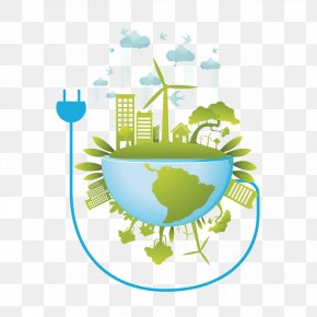 Energy Saving And Environmental Protection - Water Efficiency Infographic Water Conservation Clip Art PNG