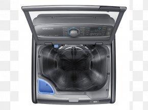 Samsung - Washing Machines Samsung WA8700 Samsung Activewash WA52J8700 Home Appliance Clothes Dryer PNG