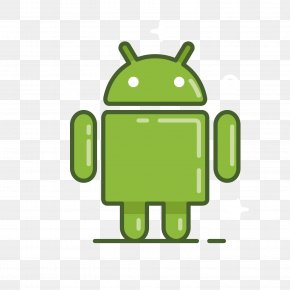 Green Android Logo - Android Logo Icon PNG
