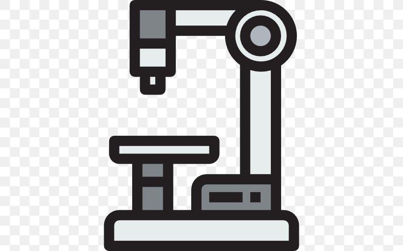 Microscope Icon, PNG, 512x512px, Microscope, Brand, Gratis, Logo, Microscopy Download Free