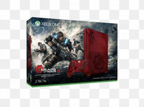 Gears Of War Omen Logo - Gears Of War 4 Microsoft Xbox One S Madden NFL 17 Xbox One Controller PNG