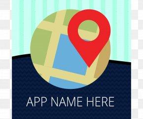 Modern Logo - Icon Design Logo Map Geographic Information System PNG