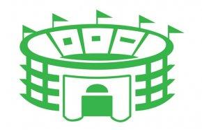 Building Graphics - Stadium Stock Illustration Icon PNG
