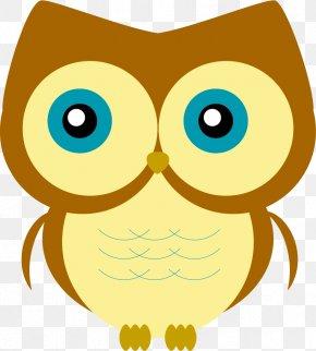 Owl - Owl Cartoon Drawing Clip Art PNG