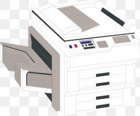 Printer Cartoon - Printer System Resource Computer File PNG