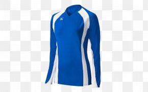 T-shirt - T-shirt Volleyball Mizuno Corporation Jersey Sleeve PNG