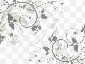 Floral Illustration Vector Material - Euclidean Vector Drawing Illustration PNG