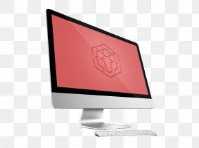 Apple Desktop Computer HD Prototype Material - Laptop Desktop Computer All-in-One Hard Disk Drive PNG
