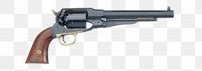 Large Frame Transparent - Remington Model 1858 A. Uberti, Srl. Colt 1851 Navy Revolver Colt Dragoon Revolver PNG