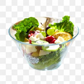 Mix The Vegetables And Salad Material - Salad Health Shake Breakfast Vegetable Bowl PNG