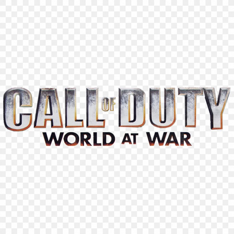 Call Of Duty: World At War Call Of Duty: Zombies Call Of Duty: WWII Call Of Duty 4: Modern Warfare, PNG, 1024x1024px, Call Of Duty World At War, Brand, Call Of Duty, Call Of Duty 4 Modern Warfare, Call Of Duty Wwii Download Free