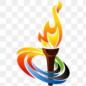 Sports Clipart Torch - Olympic Games Clip Art Vector Graphics Openclipart Torch PNG