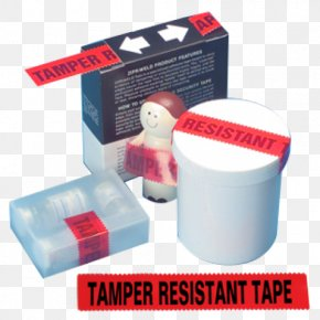 Droper - Adhesive Tape Tamper Resistance Tape Dispenser Label PNG